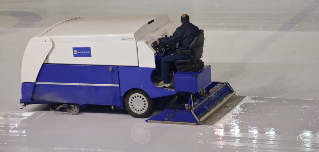 Drunk on a Zambonie Fargo, ND